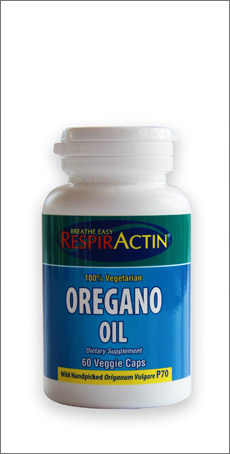 RespirActin Oregano Oil